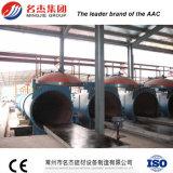 Alto bloque de la cal de la arena de la autoclave AAC de la presión AAC del vapor que hace la máquina