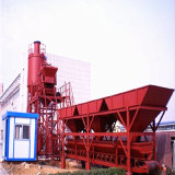 Planta de tratamento por lotes concreta da venda quente (Hzs75)