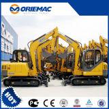 Excavador 6ton Xe60wa de la rueda de XCMG