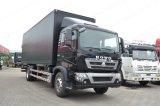 Sinotruk HOWO 4X2 T5G caja de carga de camiones Venta de casas rodantes