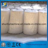 2017 fabricantes de papel excelentes de la maquinaria de la producción para el rodillo del papel de tejido facial