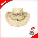 Strohhut-Seegras-Hut-westlicher Cowboy-Strohhut