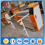 Rodillo para rodar la máquina de la prensa del calor de la transferencia con vida laboral larga