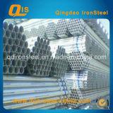 Tubo d'acciaio galvanizzato del TUFFO caldo (rotondo, quadrato, rettangolo)