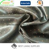 100% Polyester Veste d'habillement pour homme Casusl Wear Satin Lining
