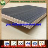 La melamina cómoda de Eco 18m m del pegamento E0 hizo frente a la madera contrachapada con base de la madera dura
