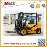 Salesの2.5トンDiesel Forklift中国Supplier Diesel Forklift