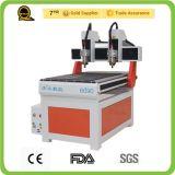 Nuevo tipo mini ranurador del CNC del corte de aluminio caliente de la venta, máquina de madera del ranurador del CNC de DIY con el mejor precio