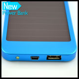2600mAh Mobile Phone Solar Power Bank Charger