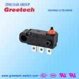 Os produtos quentes selaram a tecla impermeável do interruptor de corrediça com IP67