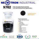 Fabricante de China do preto de carbono N774/N762 do grânulo do processo molhado