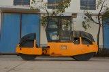 중국 8-10 톤 세로로 연결되는 정체되는 도로 롤러 (2YJ8/10)
