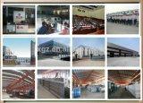 鉄骨構造の建物の/Steelの倉庫の/Steelのプレハブの軽い研修会
