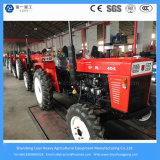 農業機械のディーゼル(40HP/48HP/55HP)が付いている小型耕作するか、または芝生のWeifangの農業かコンパクトなまたはトラクター