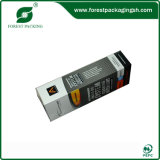 2015 Fancy New Design White Black Cardboard Box