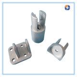 Pièces de usinage d'aluminium pour le dispositif de fixation automatique