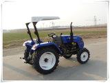 販売のためのHuaxia 30HP 40HP 45HP 4WDのトラクター