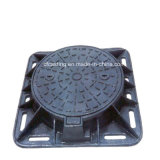 Frameの正方形のDuctile Cast Iron D400 Manhole Cover
