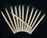 Palillos de bambú disponibles con la cubierta de papel completa