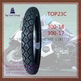 300-18, 300-17, lange Lebensdauer, Superqualitätsmotorrad-inneres Gefäß, Motorrad-Gummireifen
