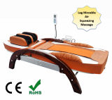 Full Body Massage Jade térmica Tabla de madera con decenas