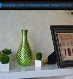 De gekleurde Vaas van het Glas van het Huishouden van het Glaswerk voor de Decoratie van de Bloem