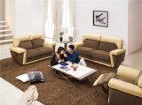 Echtes Lederrecliner-Sofa (702)