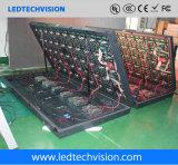 P16mm 옥외 Foldable 발광 다이오드 표시
