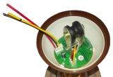 Preiswerte Stufen des Preis Gleichstrom-Decken-Ventilator-fünf Fernsteuerungs mit BLDC Motor