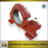 CNCの機械化を用いるカスタマイズされた延性がある鉄の鋳造