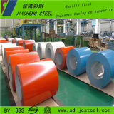 China, das konkurrierende Farbe schachtelt, beschichtete Stahlring für Dach-Blatt