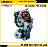 17 Würfel-Messinstrument-Wanne Zf Getriebe-Vorderseite-chinesische Rad-Ladevorrichtung der Tonnen-3