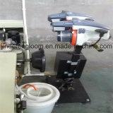 Máquina Waterjet do tear de tecelagem do alimentador de trama eletrônico dobro do bocal