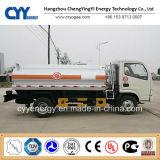 LNG-flüssiger Sauerstoff-Stickstoff-Argon-Kohlendioxyd-Tank-Auto-halb Schlussteil