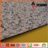 1220*2440mm Steinende-zusammengesetztes Aluminiummaterial (AE-503)