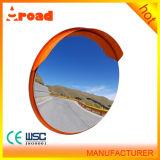 Miroir convexe de route ronde orange de PC et de pp (PCM50101)