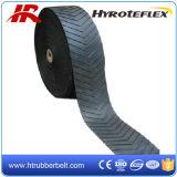 Banda transportadora de goma de la cuerda de acero resistente de alta velocidad