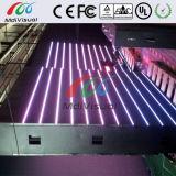 P10 Exterior Front Maintenance Display de LED de dupla face