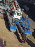 Baggermachine van de Zuiging \ van China de Milieu Hydraulische