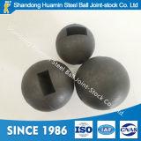 Geschmiedete Gring Kugel-Qualitäts-reibende Stahlkugel