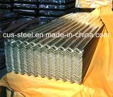 0.13*665 Baumaterial/runzelte galvanisiertes Stahldach-Blatt