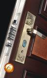 Porte blindée en bois en acier (BN-AD101)