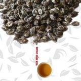 El té hecho a mano de Hight del verde chino de la calidad en la forma de Phoenix Eyes té del arte