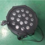 安いプラスチックRGB LED同価は照明を上演できる