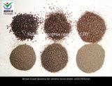 Granulosità artificiale del corindone del Brown per l'abrasivo