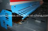 12mm Stärken-milde Kohlenstoffstahl-hydraulische scherende Maschine mit E21s Steuerung