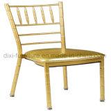 ホテルの宴会の金属の鉄のChiavariの舞踏室の椅子