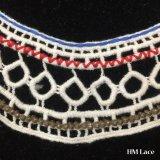 шнурка Neckline ткани шнурка ворота хлопка типа сетки 30*18cm высокое качество Hm2028 ворота повелительницы Одевать Шнурка Trimming Colored просто симпатичного подленького шикарное