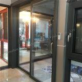 Puerta deslizante de la doble vidriera del Caliente-Vendedor de la fábrica de Shenzhen
