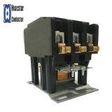 Contator elétrico da Quente-Venda aprovada do UL CSA para o condicionamento de ar e aquecimento com 3poles 120V 60AMPS